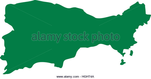 640x338 Capri Map Stock Photos Amp Capri Map Stock Images