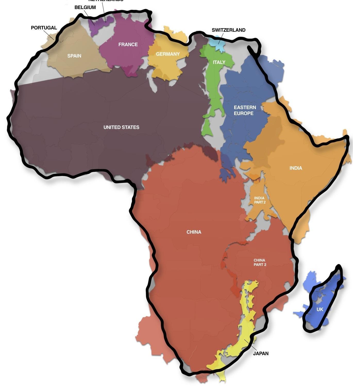 1370x1512 Clip Art Africa Map Clip Art