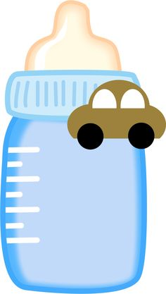 236x417 The Ultimate List Of Baby Shower Clip Art Baby Bottles, Bottle