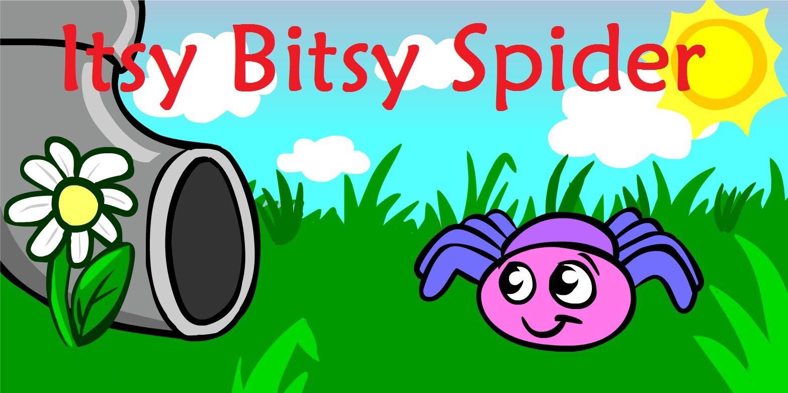 1567x782 Best Itsy Bitsy Spider Clip Art