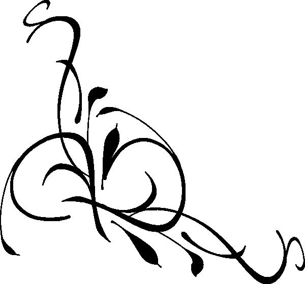 600x560 Black Ivy Clip Art