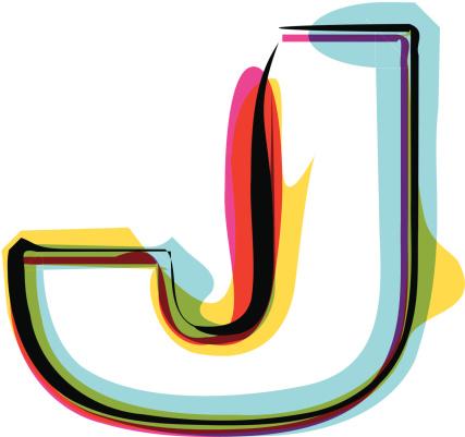 427x401 Letter J Clipart