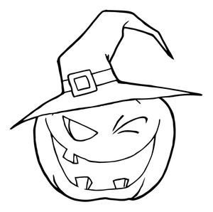 Jack O Lantern Black And White Free Download Best Jack O Lantern