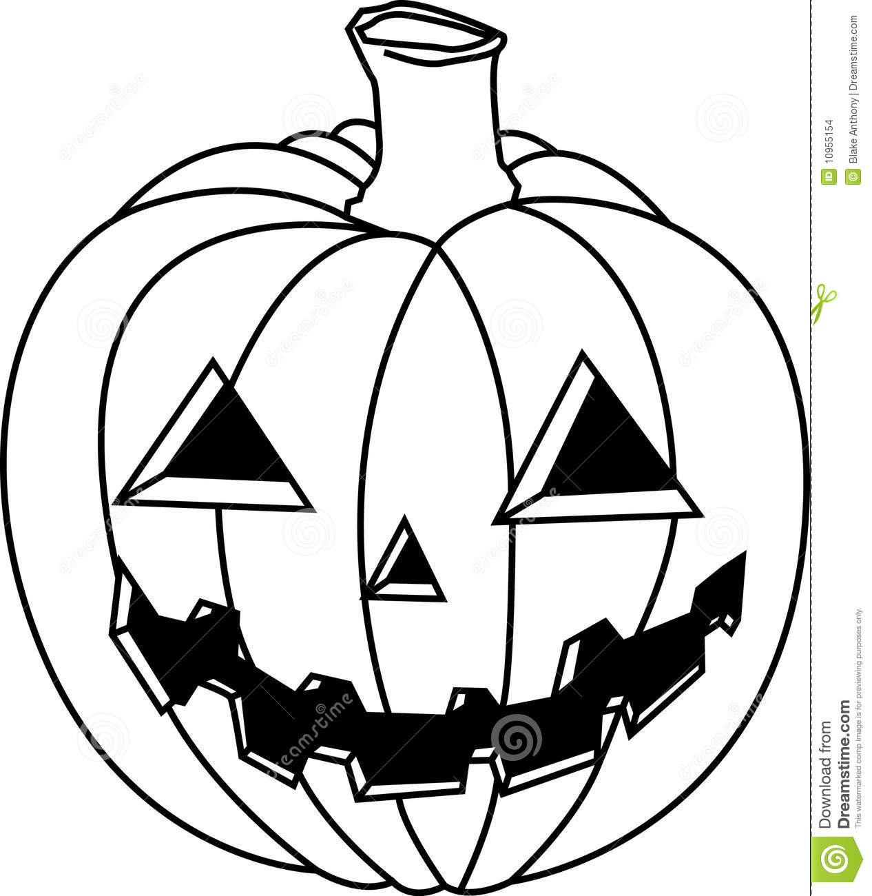 1266x1300 Black And White Jack O Lantern Clipart