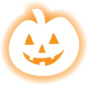 300x292 Jack O Lantern Jack Lantern Clipart Black And White Free 4