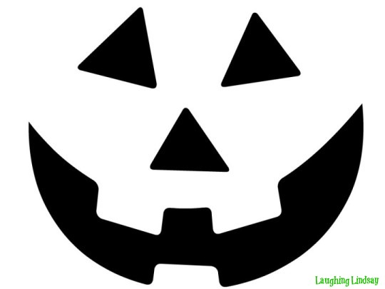 540x405 Jack O Lantern Face Clip Art Fun For Christmas