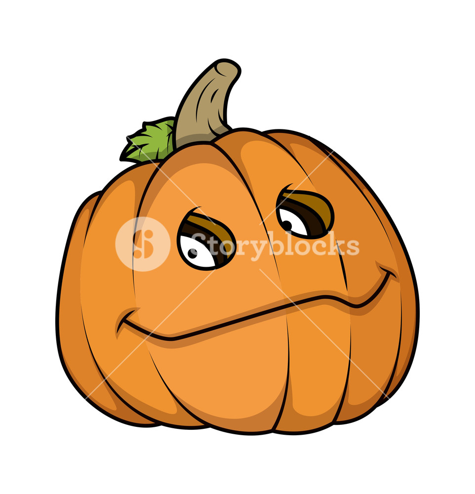 962x1000 Halloween Jack O Lantern Vector Royalty Free Stock Image