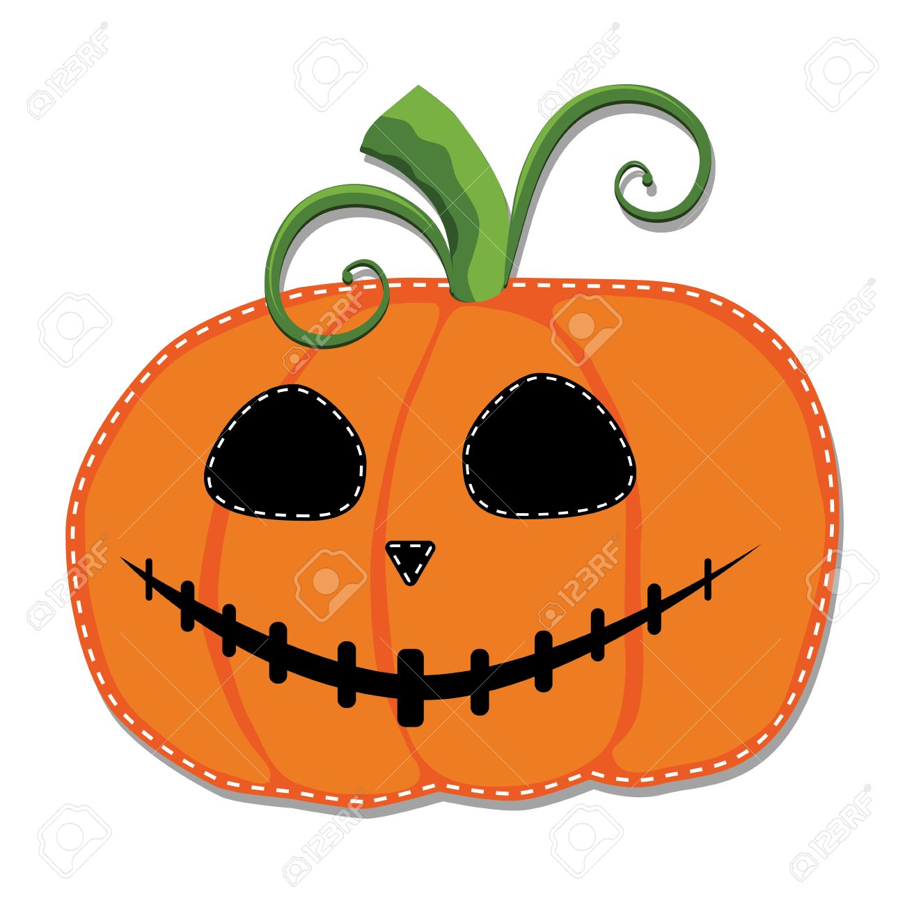 1300x1300 Jack O Lantern Or Carved Pumpkin On A Transparent Background
