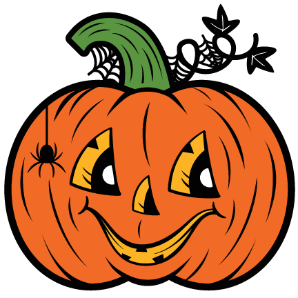 432x432 Jack O Lantern Svg Scrapbook Cut File Cute Clipart Files