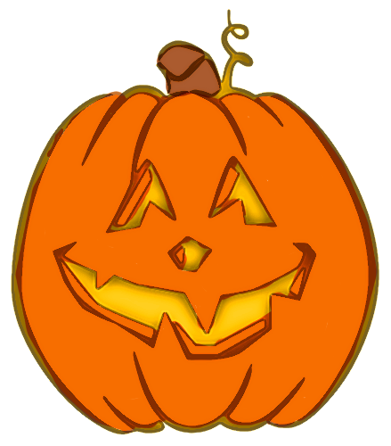 439x500 Jack O Lantern Free To Use Cliparts