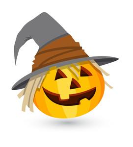 271x300 Spooky Jack O' Lantern