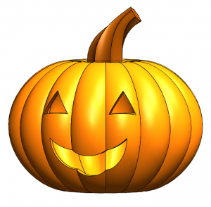 300x294 Wrap Feature Fun Carving A Jack O' Lantern In Solidworks