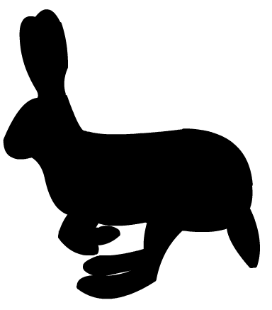 384x437 Top 96 Jackrabbit Clip Art