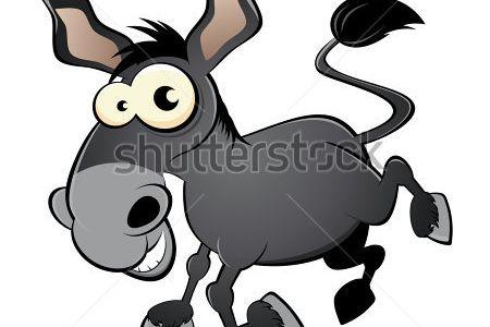 450x300 Free Kicking Donkey Clipart Clipart Best, Funny Jackass Clip Art