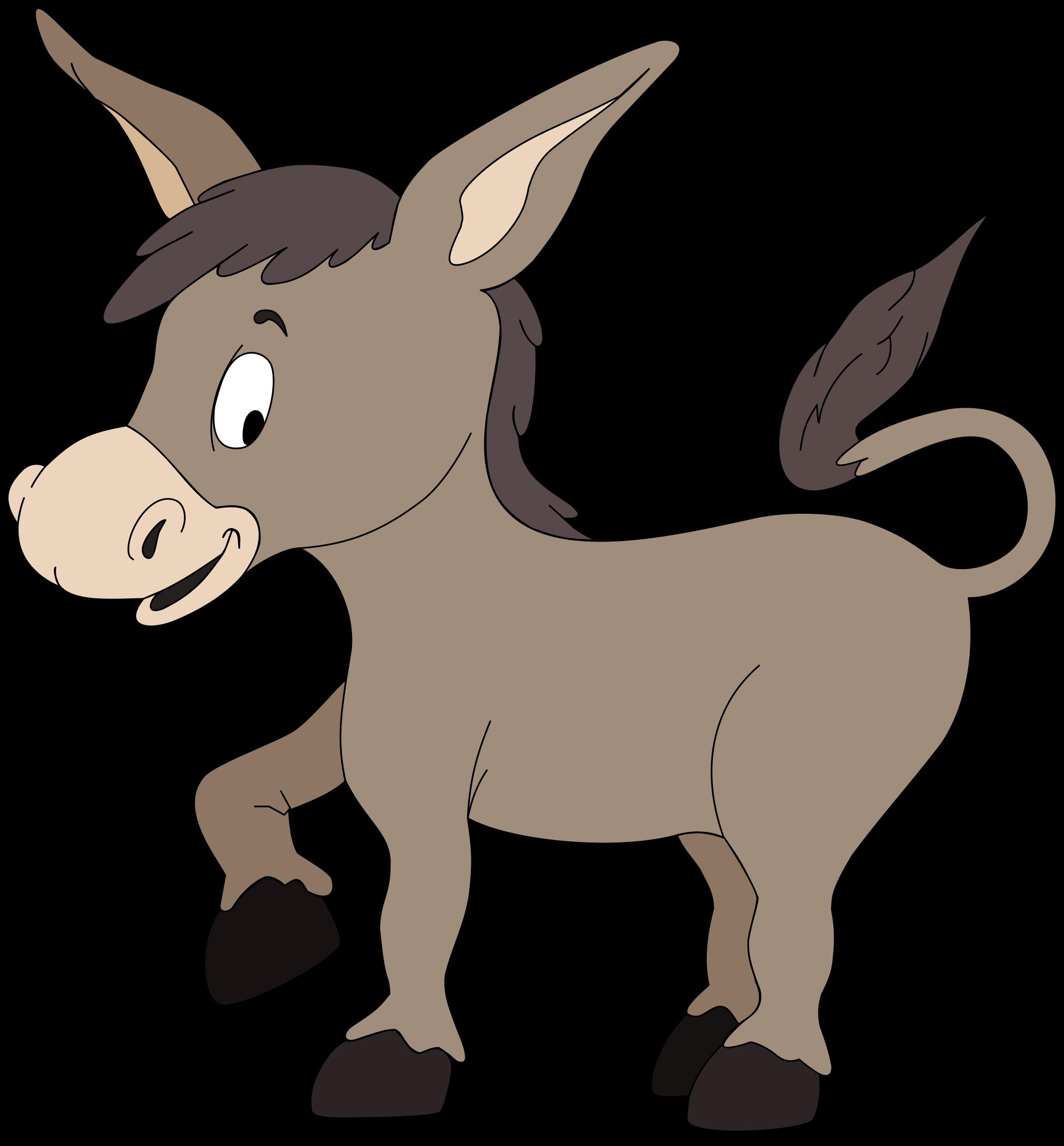 2228x2400 Jackass Clipart Mule