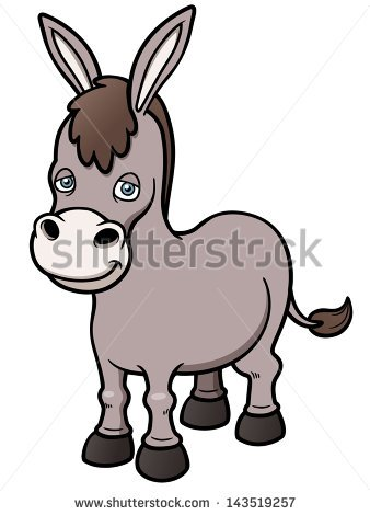 338x470 Nice Jackass Cartoon Jackass Stock Vectors Amp Vector Clip Art