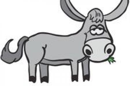 450x300 Your A Jackass Clip Art