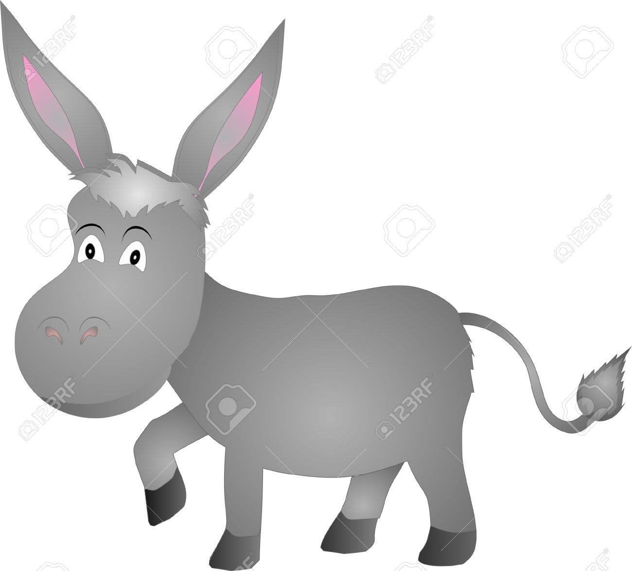 1300x1173 Jackass Clipart Mule