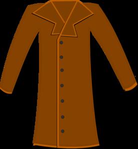 276x298 Coat Clip Art
