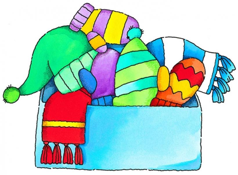 820x601 Glove Clipart Winter Jacket