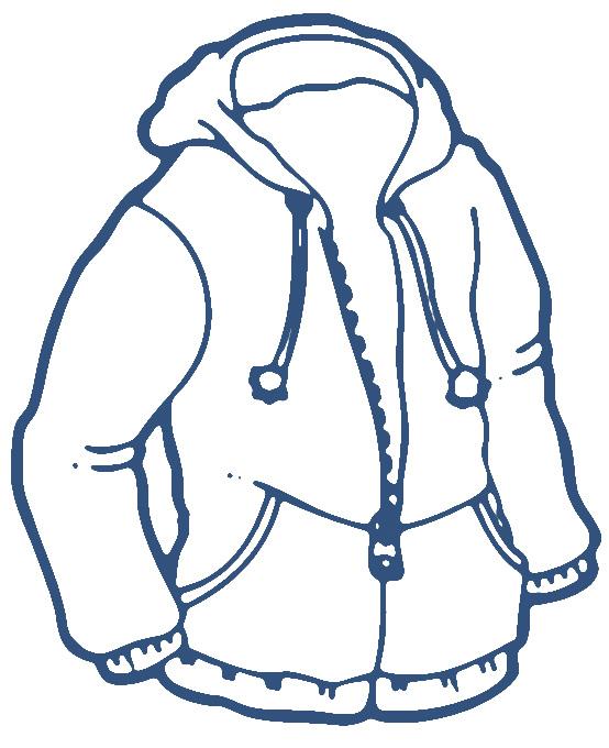 554x680 Jacket Clip Art Image