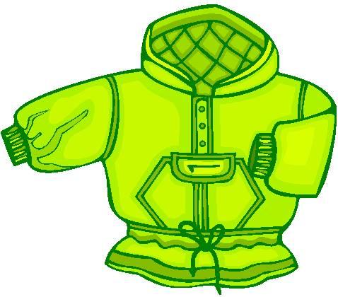 478x420 Winter Coat Clip Art
