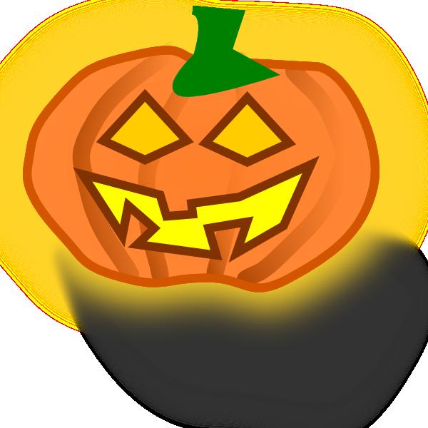 600x600 Pumpkin Clip Art