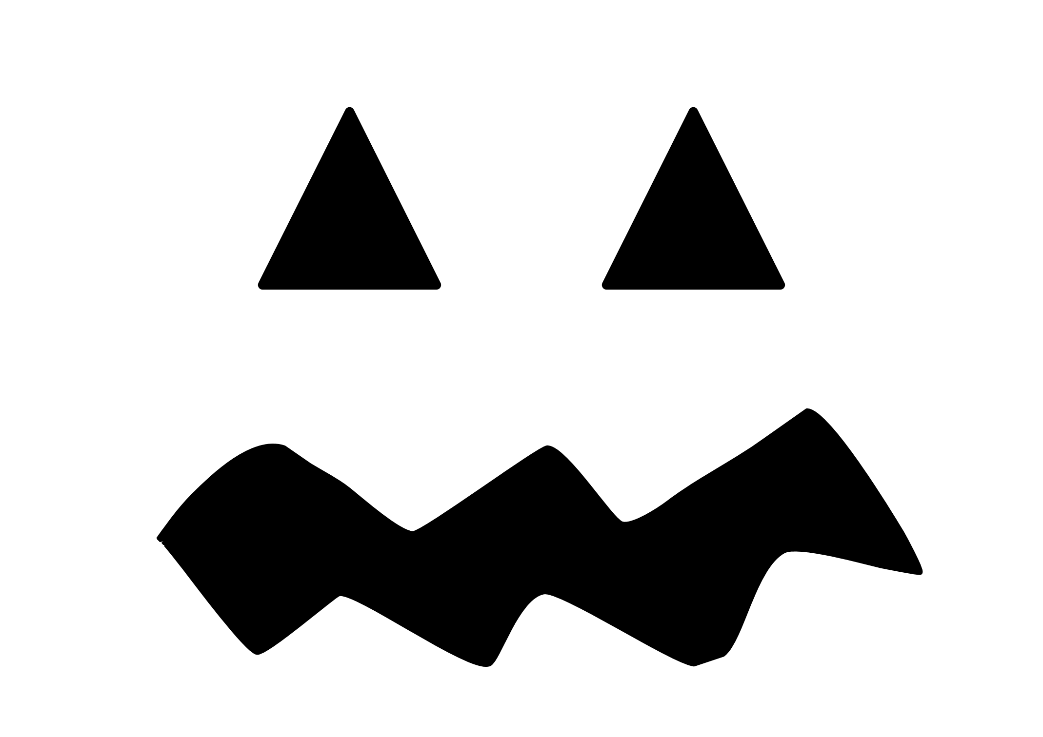 2138x1512 27 Images Of Jack O Lantern Mouth Template