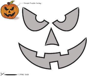 340x299 How To Carve A Pumpkin 15 Steps (With Pictures)