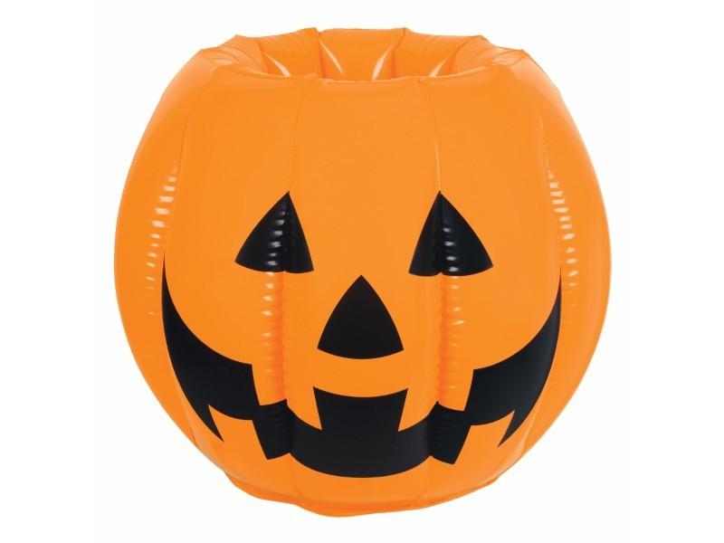 800x600 Inflatable Jack O' Lantern Pumpkin Cooler