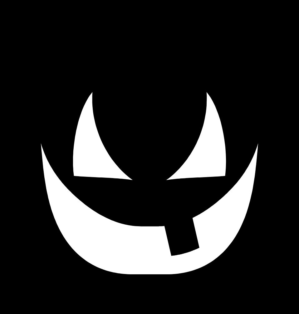 958x1005 Jack O Lantern Clipart Black And White