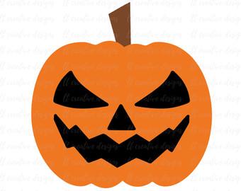 340x270 Jack O Lantern Svg Pumpkin Face Svg Pumpkin Faces Svg