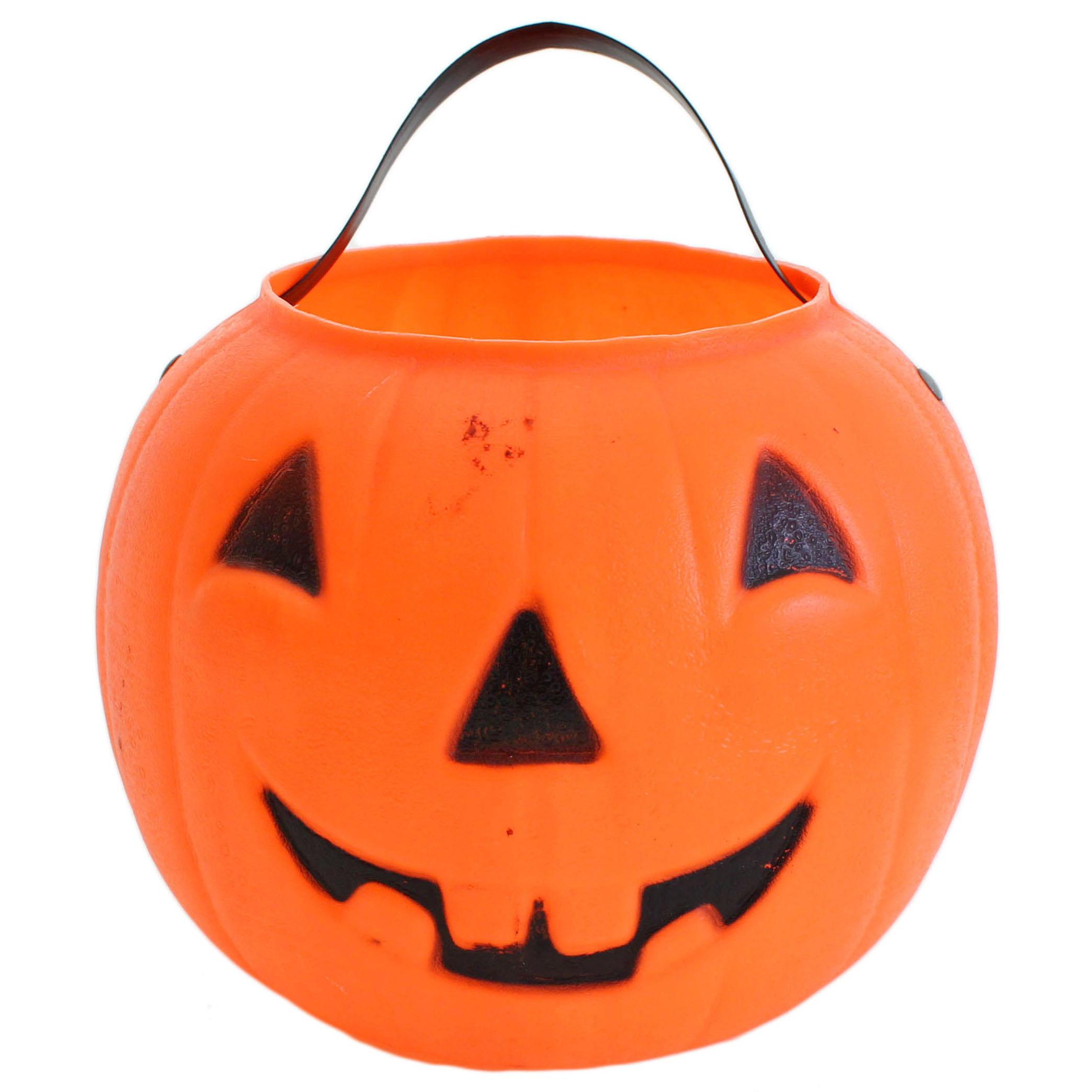 2088x2088 Plastic Jack O Lantern Candy Bin