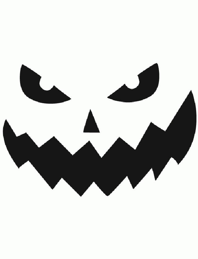 640x838 Top Jack O Lantern Faces Patterns Stencils Ideas Halloween
