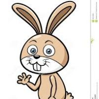 200x200 Jack Rabbit Clipart