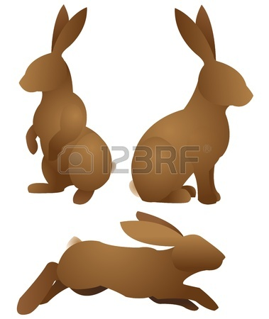 379x450 909 Jackrabbit Stock Illustrations, Cliparts And Royalty Free