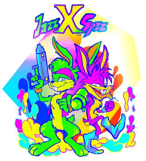 500x553 Jazz The Jackrabbit Tumblr