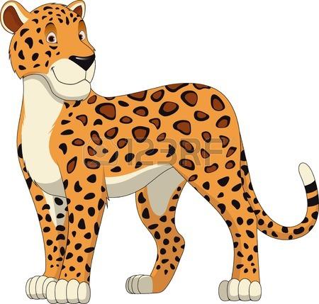 450x429 Big Cat Clipart
