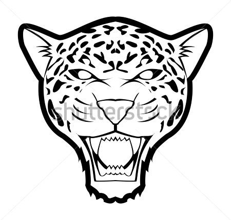 450x430 Jaguar Car Clipart