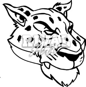 295x300 Jaguar Clip Art Black And White Clipart Panda