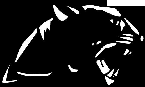 499x298 Jaguar Silhouette Clip Art