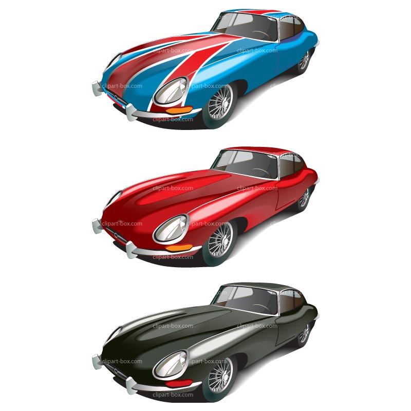 800x800 Jaguar Car Clipart