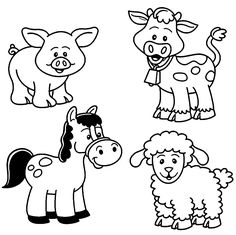 236x235 Mammals Book Four Coloring Pages Animal Coloring Pages For Kids