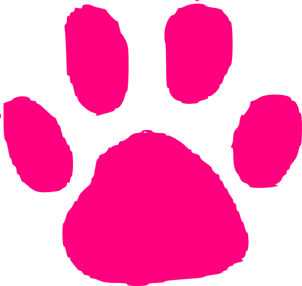 600x567 Pink Jaguar Cliparts