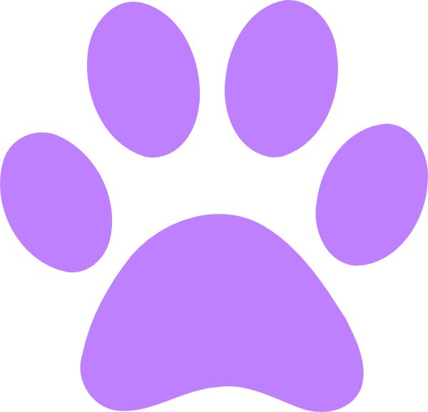 600x578 The Best Paw Print Clip Art Ideas Paw Print