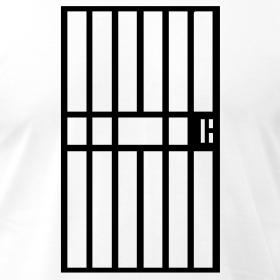280x280 Jail Bars Clip Art