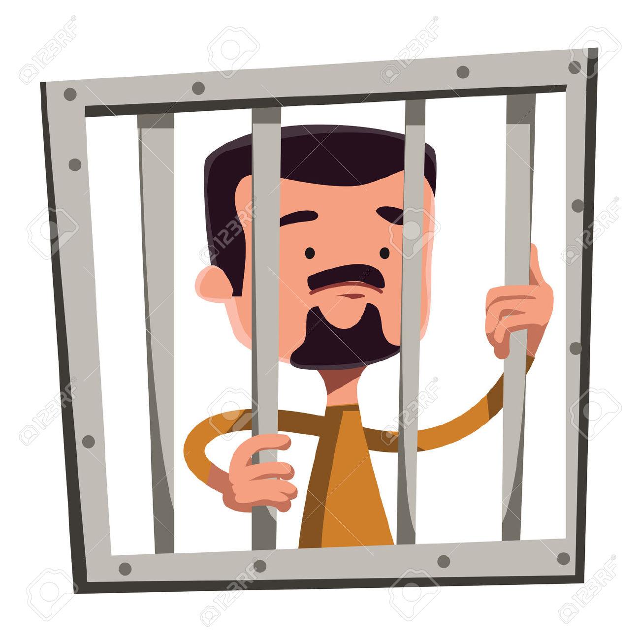 1300x1300 Prison Clipart Guilty