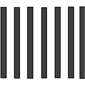 300x300 Jail Bars Clipart