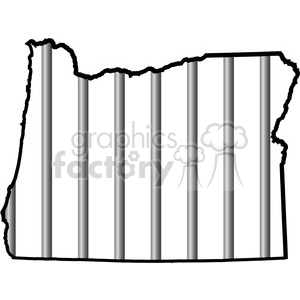 300x300 Royalty Free Prison Oregon Jail Bars Tattoo Design White 394799