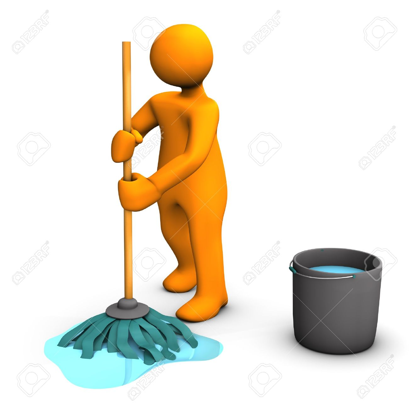 1300x1300 Dust Clipart Janitor